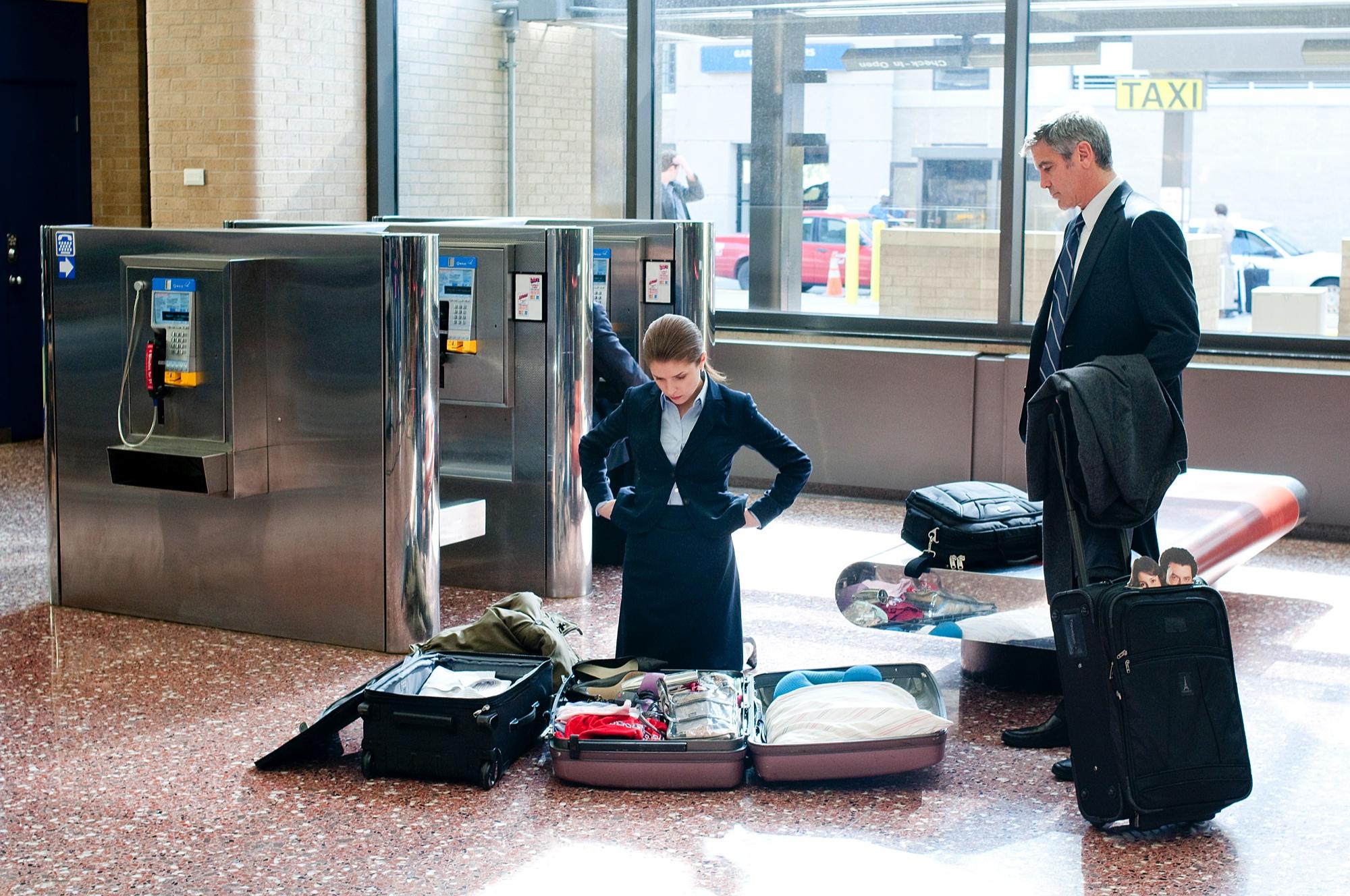 Use of Luggage